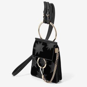 Chloé | Mini Faye Star Bracelet Bag